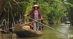Sampan donation Vietnam Ties adoptive families