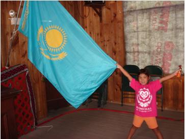 Zhailau Kazakstan Heritage Camp