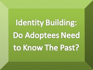 identity building for international adoptees